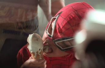 Persil / Spiderman