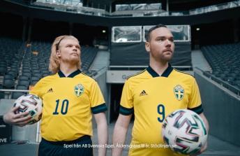 Triss / Fotbolls-EM SoMe